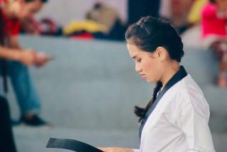 Ditengah Pandemi, Mahasiswi FH Tetap Menoreh Prestasi pada Kejuaraan Nasional E-POOMSAE 2020