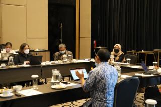 UPNVJ Gelar Rapat Evaluasi Pelaksanaan Anggaran 2020 dan  Strategi Pelaksanaan Anggaran 2021