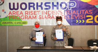 KPI dan UPNVJ Laksanakan Workshop Riset
