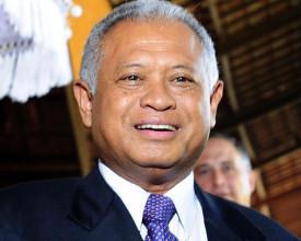 PKKMB Hari Kedua, Prof Purnomo Yusgiantoro sisipkan Nilai Bela Negara pada Mahasiswa Baru