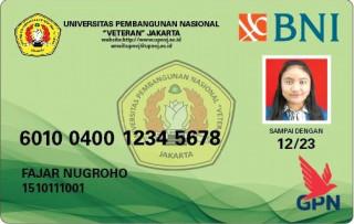 "PENGAMBILAN KARTU TANDA MAHASISWA PROGRAM SARJANA ANGKATAN 2018 UPN ""VETERAN"" JAKARTA"