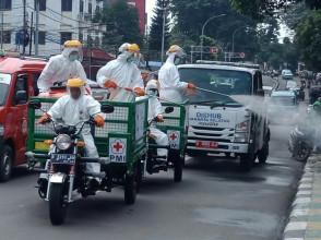 Menjadi Relawan Covid-19, KSR PMI Unit UPN Veteran Jakarta Berupaya Memutus Rantai Pandemi