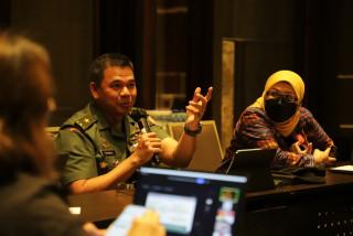 UPN Veteran Jakarta Gelar Webinar Sosialisasi Mengenai UU NO. 23 Tahun 2019
