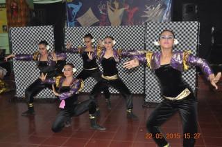 "HERITAGE CULTURE DANCE COMPETITION SENI TARI UPN ""VETERAN"" JAKARTA"