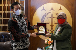 Jaksa Agung : Kejaksaan RI Siap Bekerja Sama dengan UPN Veteran Jakarta
