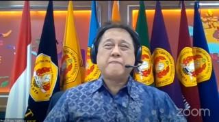 """International Webinar """"Multidisciplinary Approach in Covid -19"""" Ke 3 Kembali Diselenggarakan Oleh Fakultas Ilmu Kedokteran UPN Veteran Jakarta"""
