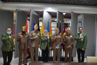 UPN Veteran Jakarta Terima Kunjungan DPP Legiun Veteran Republik Indonesia