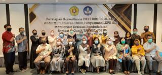 Targetkan Akreditasi Internasional, Fakultas Ekonomi dan Bisnis Kawal Penerapan Sistem Penjaminan Mutu Internal