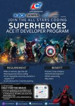 ACE Membuka Lowongan Kerja khusus untuk Lulusan FIK