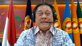"FK UPN Veteran Jakarta dan IDI Kembali Gelar International Webinar 2020  ""Multidisiplinary Approach in Covid 19"""