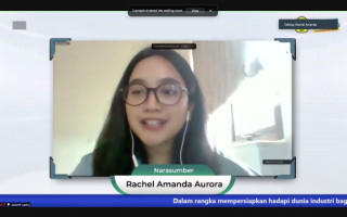 Tips Membangun Personal Branding Bersama Rachel Amanda Aurora