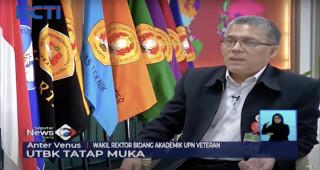 Ketatnya Penegakkan Prokes UTBK di UPN Jakarta
