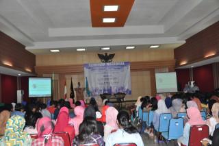 Seminar Nasional Penerapan Knowladge Management di Instansi Pemerintah dan Tempat Kerja . Fakultas Ilmu-Ilmu Kesehatan UPNV Jakarta