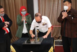 UPN Veteran Jakarta Resmi Dirikan Pusat Internalisasi dan Penggerak Manajemen Bela Negara