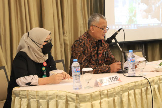 UPNVJ Sebagai Tuan Rumah dalam Rapat Forum PTNB Se - Indonesia