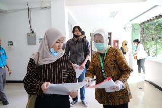 UTBK Hari Kedua, Masih Ada Peserta Lupa Cetak Ulang Kartu Ujian