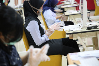 Rektor UPNVJ :  Pelaksanaan UTBK 2020 Utamakan Protokol Kesehatan New Normal