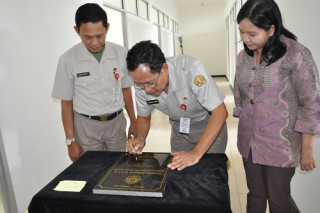 Peresmian LAB OSCE CENTER Fakultas Kedokteran UPN