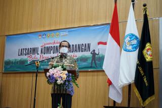 Launching Pelatihan Dasar Kemiliteran Komponen Cadangan Bela Negara Indonesia