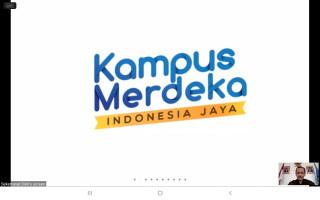 Peresmian dan Peluncuran Logo Kampus Merdeka Indonesia Jaya oleh Dirjen Dikti
