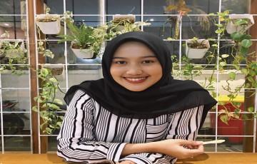 Hobby Masak, Mahasiswi Cantik Fikes UPNVJ Juara 1 Lomba Kreasi Menu Snack Sehat