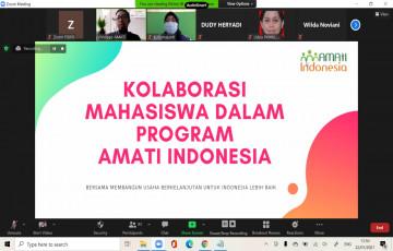 Fisip UPNVJ Gelar Sosialisasi Program AMATI Indonesia untuk Mendukung MBKM